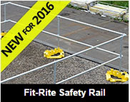 Leading Edge: Safety Guardrail Systems