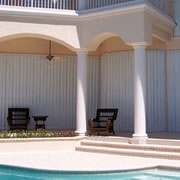 Removable Storm Shutters