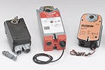 Actuators and Damper Accessories