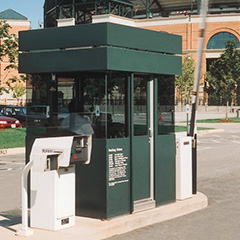 Parking Booths