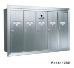 Vertical Replacement Mailboxes