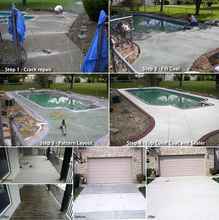 Concrete Surface Restoration