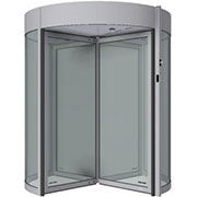 Security Revolving Doors & Portals
